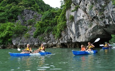 Tour Halong Bay - Vietnam Express Travel 2