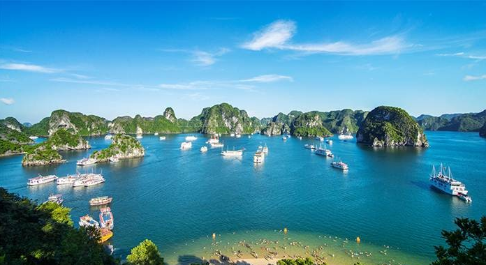 Tour Halong Bay - Vietnam Express Travel