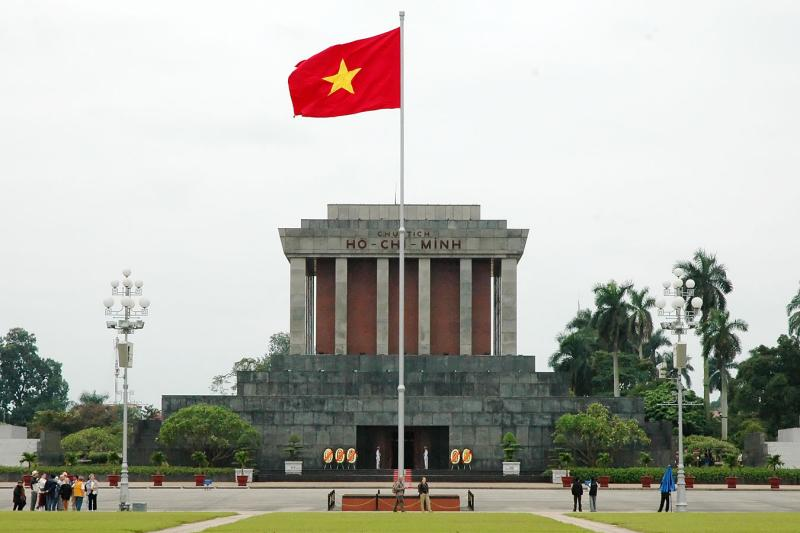 President Ho Chi Minh's Masoleum - Best of the North